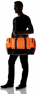 Ever Ready First Aid 999207 Fully Stocked First Responder Kit, Orange