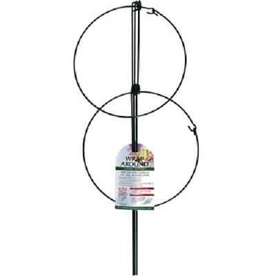 Bosmere E675 Double 15 inch diameter Wrapround - Peony Support with 36 inch Legs