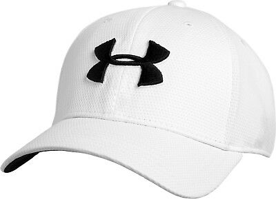 Under Armour Blitzing II Stretch Fit Cap - White