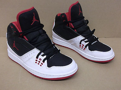 new style 7d4a3 a35d4 Jordan 1 Flight Basketball Shoes 372704-034 Size UK 7 - Very Good Condition
