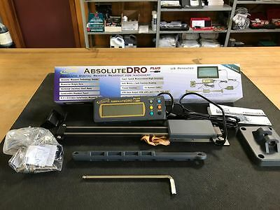 "Digital Readout -Remote DRO Igaging 6"" 150 mm Absolute Plus  Stainless Steel"