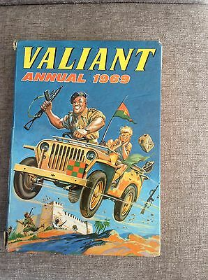 Valiant Annual 1969