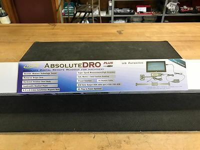 "Digital Readout -Remote DRO Igaging 24"" 600 mm Absolute Plus  Stainless Steel"