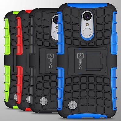 For LG K20 Plus / K20 V / K20V Case Hard Protective Kickstand Phone Cover