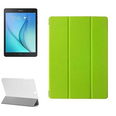 CUSTODIA SMART COVER Integrale SUPPORTO per Samsung Galaxy TAB S2 9.7 T815 Verde