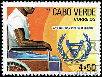 Scott # 435 - 1981 - ' Intl. Year of the Disabled '