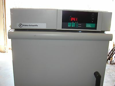 Fisher Scientific Digital Isotemp Incubator Lab Drying Oven Model# 637D.