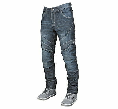 Speed & Strength Men's Rust and Redemption Armored Motorcycle Jeans [32x32]