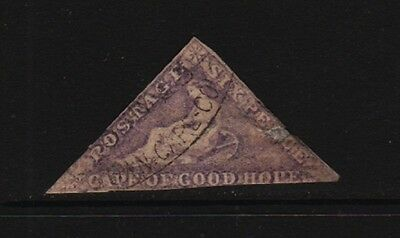 Cape of Good Hope - #5 used, cat. $ 300.00