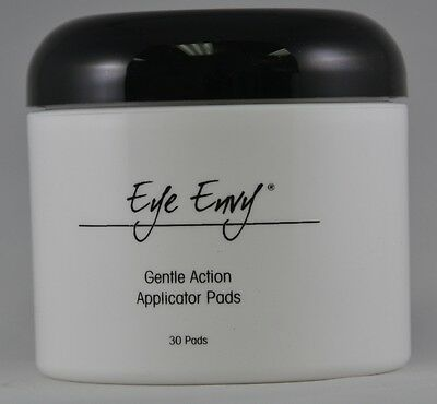Eye Envy Gentle Action Applicator Pads – 30 Pack
