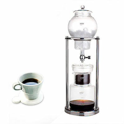 1Pc of Dutch Coffee Cold Drip Water Drip Coffee Maker Kit Serve for 8cups In CAN