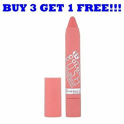 Rimmel Lip Balm Colour Rush Give Me A Cuddle 100