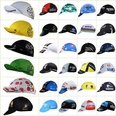66Style Unisex Bike Cycling Cap SportHat Bicycle Visor Hat Riding Road Headbands