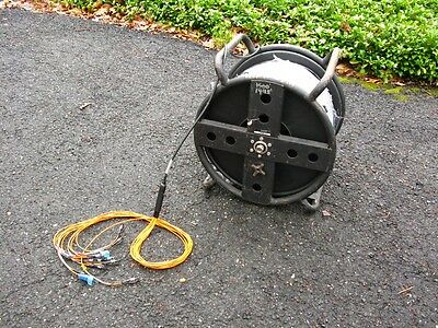 "Telecast Fiber Systems Adder 162 ""snake"" Reel Only"