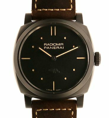 Panerai RADIOMIR PAM00577 CERAMIC, LEATHER, 48MM PAM00577 PAM577