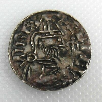 Silver Hammered Coin Of Edward The Confessor - Pointed Helmet Type