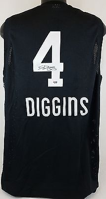 Skylar Diggins WNBA Dallas Wings Signed Jersey Autographed PSA ITP#6A03354