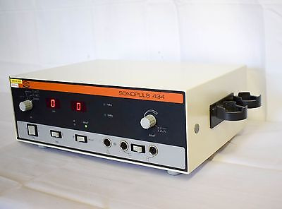 Enraf Nonius Sonopuls 434 Dual Frequency Ultrasound Therapy Unit
