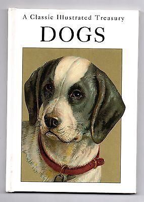 A Classic Illustrated Treasury. Dogs. 1851459138 delightful little dog book Mint