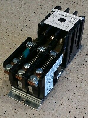 *NEW* Siemens 16AF35AFAMK Direct Purpose Magnetic Starter + 48DH38A6S2 OL RELAY