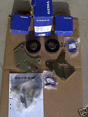 Volvo Penta Kad Kamd 42 43 Pulley Upgrade Kit 877180