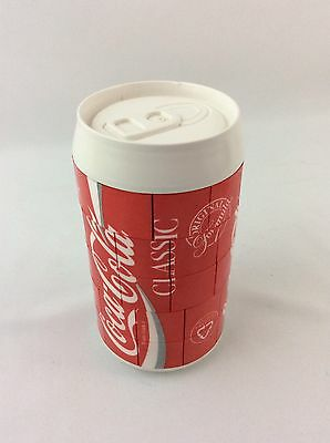 Vintage Coca Cola Classic Soda Can Turn Slide Puzzle Rubiks Cube Style USA Made