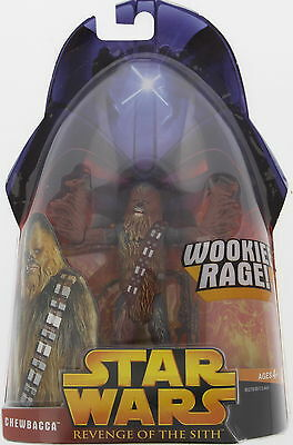 Lot Of 5 2005 HASBRO Star Wars Revenge Of The Sith Action Figures