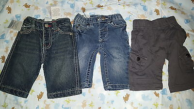 Pumpkin Patch 0 to 3 months 000 jeans Cotton on