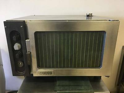 ZANUSSI 6 Tray Commercial Convection Oven - Electric