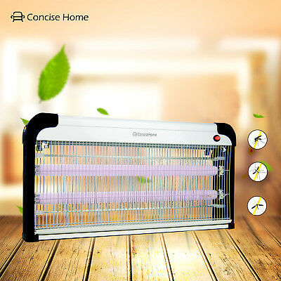 Concise home Electric Fly insect Killer Insect Pest Control Bug Zapper Trap 40W