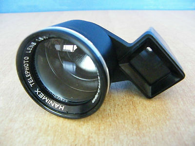 Hanimex Telephoto Lens 1.5X Made In Japan Vintage