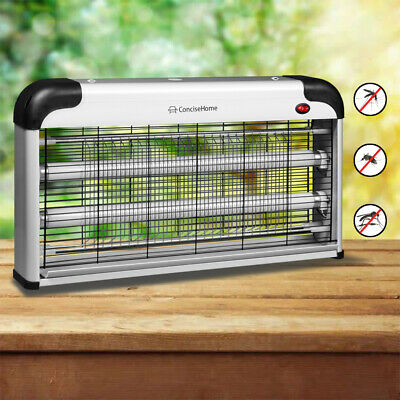 Concise home Electric Fly insect Killer Insect Pest Control Bug Zapper Trap 30W