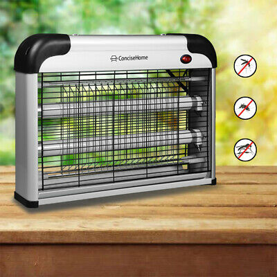 Concise home Electric Fly insect Killer Insect Pest Control Bug Zapper Trap 20W