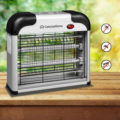 Concise home12W Electric Fly insect Killer Insect Pest Control Bug Zapper Trap