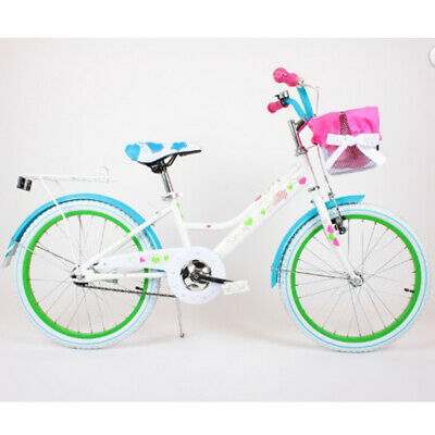 20lily blu kinderfahrrad 20 zoll kinderrad fahrrad rad. Black Bedroom Furniture Sets. Home Design Ideas