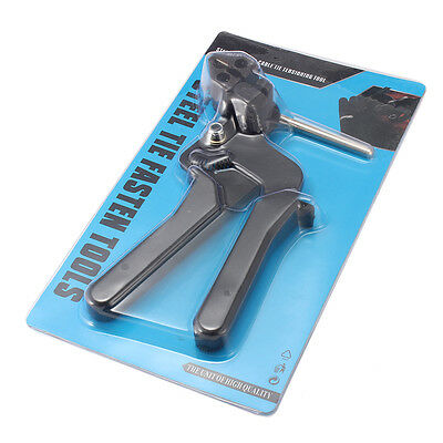 Cable Tie Gun Stainless Steel Ties Automatic Tensioner Cutter Tool UK SELLER