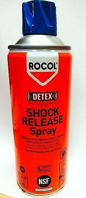ROCOL 32040 Shock Release Food Grade Aerosol 400ml