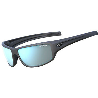 Tifosi Bronx Sunglasses  Matte Gunmetal, Smoke Bright [1260407481]