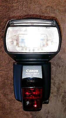Canon Speedlite 580EX II Shoe Mount Flash for Canon - In Excellent Condition