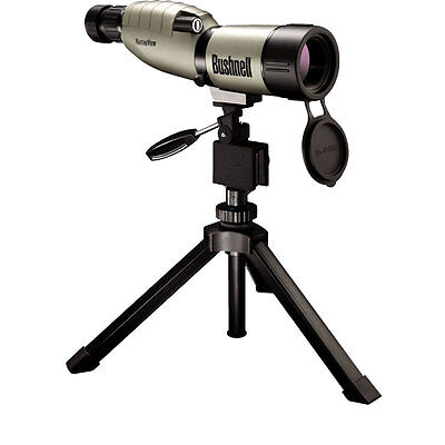 Bushnell NatureView 20-60x 65mm Waterproof/Fogproof Spotting Scope w... [786065]
