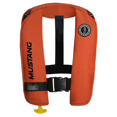 Mustang Mit 100 Inflatable Pfd Automatic W/Reflective Tape [Md2016/T1]