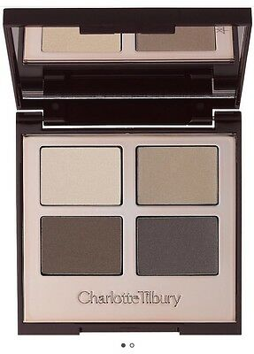 🎀Charlotte Tilbury Luxury Eyeshadow Palette #The Sophisticate  New (unboxed)🎀