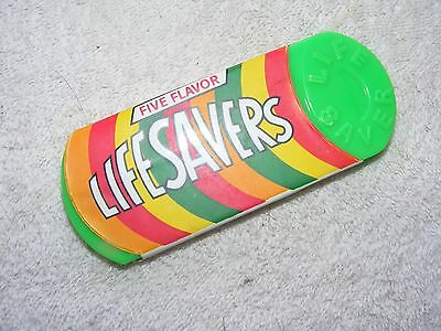 Vintage Life Savers Pocket Comb And Mirror Candy Promotional