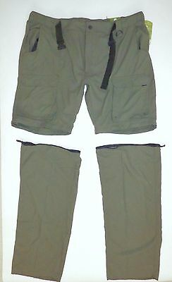 NWT Boy Scouts America Switchback Convertible Pants Shorts Men's 2XL Relaxed Fit