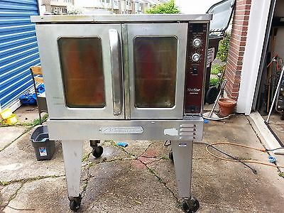 SOUTHBEND Bakery Depth Natural Gas Convection Oven Model SLGB/12SC