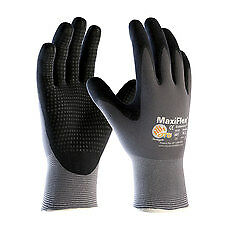 PIP ATG 34-844/L Large MaxiFlex Endurance, 15G Gry Nylon Shell Gloves, 12-Pack