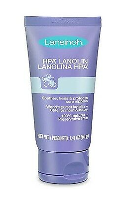 Lansinoh Lanolin 1.41 Hpa Topical Nipple Cream Breastfeeding New