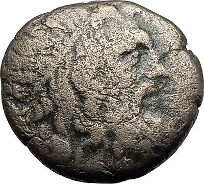 AMPHIPOLIS 168BC Authentic Ancient Greek Coin for MACEDONIA Poseidon Club i59707