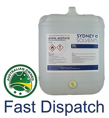 Ethyl Acetate Non Acetone Nail Polish Remover Decaffeinating Agent 20 Litre