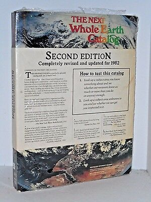 The New Whole Earth Catalog 1981 2nd edition revised and updated